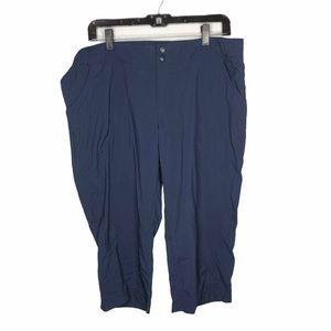 Columbia PFG Blue Shorts Size Large